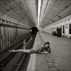Dane Shitagi. From the «Ballerina Project». 2012