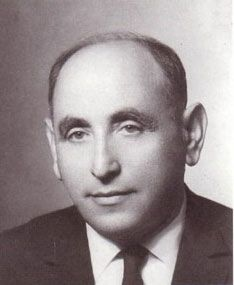 Isser Harel (born Isser Halperin 1912 – 18 February 2003) was spymaster of the intelligence and the security services of Israel and the Director of the Mossad (1952–1963). In his capacity as Mossad director he oversaw the capture and covert transportation to Israel, of Holocaust organizer Adolf Eichmann.