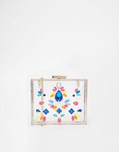 Skinnydip Spectrum Clutch Bag