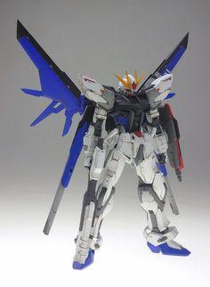 Build strike gundam