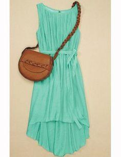 Mint to be Lulus dress