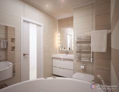 Ванные комнаты фото, отделка, ремонт и дизайн интерьера ванной комнаты - Фотогалерея