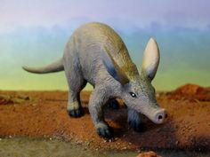 Aardvark (Safari Ltd. - Wild Safari Wildlife) - Animal Toy Forum