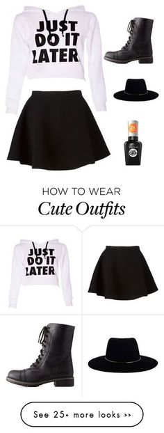Super how to wear nike roshe outfit black friday ideas - How to wear black athle. - : Super how to wear nike roshe outfit black friday ideas - How to wear black athle. Komplette Outfits, Fall Outfits, Summer Outfits, Casual Outfits, Fashion Outfits, Fashion Trends, Fashion Clothes, Fashion 2016, Polyvore Outfits