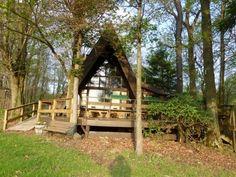 VRBO.com #474462 - Cabin Near Seven Springs & Hidden Valley  - Private/Scenic/Lake - Check Us Out!