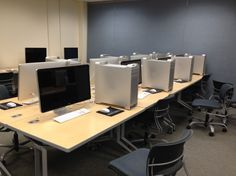 #Apple donates 11 #Mac Pro machines to Cal Poly CS Lab.  #CalPoly #Lab #Research #Macintosh