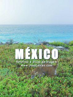 Visitar México: roteiros, guia de melhores destinos para viajar, fotos, transportes, alojamento, restaurantes, dicas de viagem e mapas.