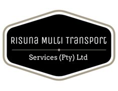 Risuna Multi Transport Services (Pty) Ltd Move Move, Transportation, Business, Store, Business Illustration