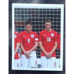 Football Soccer Sticker Panini UEFA Euro 2016 Campaign England #57
