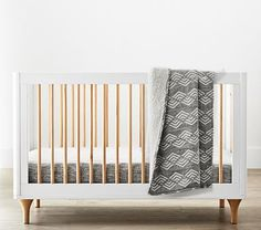 Babyletto Lolly Convertible Crib #pbkids