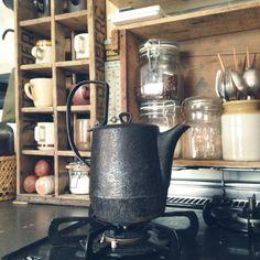 「南部鉄瓶」 「メンズ部屋」 「賃貸」 「すきなもの」 「一人暮らし」 「Kitchen」...etcが写っているKINUさんのインテリア実例写真を紹介します。2014-08-10 23:32:29に撮影されました。
