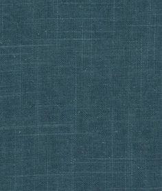 Robert Allen @ Home Linen Slub Turquoise