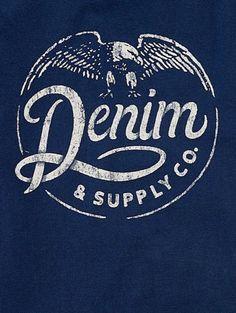 Denim supply co #crest #vintage #mark