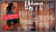 Romance and Fantasy for Cosmopolitan Girls: Blog tour : LA DISTANZA TRA ME E TE…