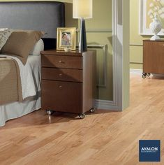 """Prime Exotic 5 1/4"""" Amendoim Hardwood shown in the Natural color 