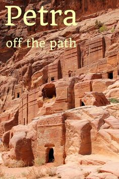 Visiting Petra in Jordan. How much does it cost? Where are off-the-beaten-path trails? Why it's good to spend there 2 days? All answers in post!