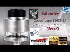 VK VAPES on Coppervape 316ss SA RDTA GREEK