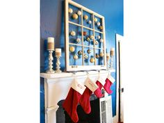 Here are 21 out-of-the-box ways to decorate with ornaments this holiday season.