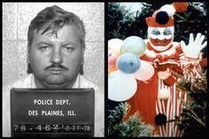 John Wayne Gacy - Le clown tueur en série qui a inspiré Stephen King pour son livre