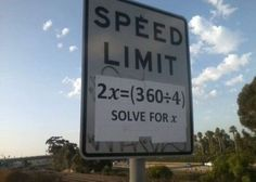 For me this sign is low cognitive effort. I love love math and to get the answer is clear. But for some it is probably confusing..