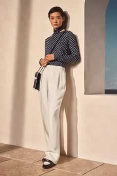 Summer Fashion Trends, Spring Fashion, Fashion Show, Women's Fashion, Fashion Ideas, Capsule Outfits, Couture Fashion, Ready To Wear, Summer Outfits