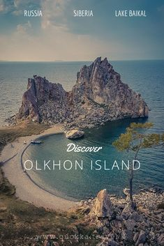We share all you need to know for your visit to Olkhon island: A Siberian spiritual island in Lake Baikal where the clock stopped ticking.: