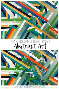 121 Best Abstract Art Lessons Images In 2019 Visual Arts Art For