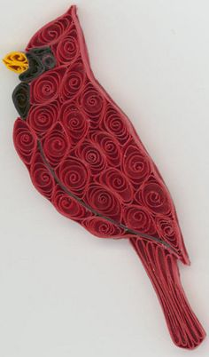 Cardinal pin by tj4heels, via Flickr