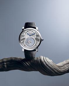 Eric SAUVAGE | Cartier Catalogue 2013