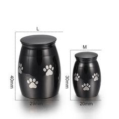 Elegant Set of 2 Memorial Keepsakes, Cremation Keepsake Urns, Handcrafted and Affordable Mini Urns Set