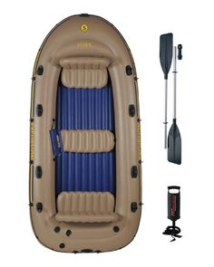 Sporting Goods  Intex Excursion 5 Boat Set - Buy New   92.10  click twice  for more information  959bc4c69bdb