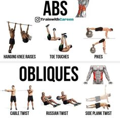 Did you know the benefits of obliques reduces lower back pain. 6 Pack Abs Workout, Oblique Workout, Workout Plan For Men, Abs Workout Routines, Ab Workout At Home, Abs Workout For Women, At Home Workouts, Fat Workout, Tummy Workout