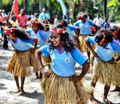 Il Pollaio delle News: Raja Ampat promuove la cultura con la fiera artigi...