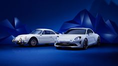 """Alpine, Renault's oddball performance division, is back. And company design chief Antony Villain says the Alpine Vision Concept """"reflects 80 percent of the style of the forthcoming road car,"""" meaning we are one step closer to what's coming than with the Celebration Concept a few months ago."""