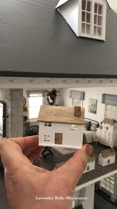1/12 scale dollhouse miniatures