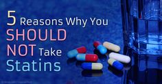 Statins are among the most widely prescribed drugs on the market, but before you consider taking them to lower your cholesterol, get your facts straight. http://articles.mercola.com/sites/articles/archive/2016/02/10/5-reasons-why-you-should-not-take-statins.aspx
