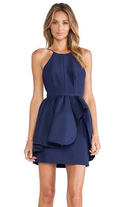 CAMEO ALONE TONIGHT DRESS