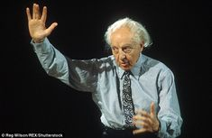 Chris and Stan's father was famed conductor Leopold Stokowski (above), whom Vanderbilt was married to before Wyatt Cooper. Gloria married Stokowski, the musical genius behind Walt Disney's Fantasia in 1945