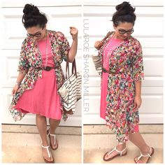 Lularoe Shirley! Lularoe recently launched new styles at Lularoe vision 2017! Lularoe Shirley is one of the new styles released and is a great layering piece all year round! Click to for more info and style tips!