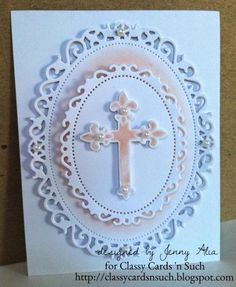 Baptism Blessings by ClassyCards - Cards and Paper Crafts at Splitcoaststampers