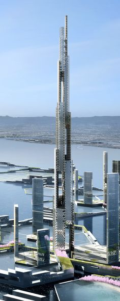 Sky Mile Tower: Twice the height of Burj Khalifa to build in Tokyo, Japan