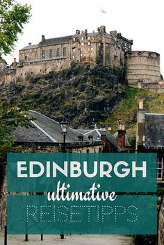 Bist du noch auf der Suche nach einem ausgefallenen Citytrip in Europa? Edinburgh, die charmante Hauptstadt im hohen Nordens von Großbritannien hat einiges zu bieten! Hier findest du praktische Reisetipps und 10 Orte, die du auf keinen Fall verpassen darfst.