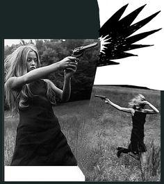 Devon Aoki - photography by Mikael Jansson ( 'It All Came True' - Dutch #30 - November-December 2000 )