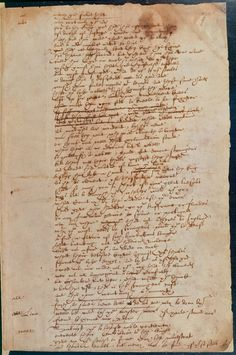 Shakespeare's Only Handwritten Manuscript Contains a Message of Empathy for Migrants
