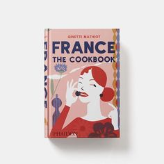"""When I first began my training as a chef I used this book on an almost daily basis – it's utterly indispensable covering everything from how to boil an egg to how to cook the perfect lobster."" —Marco Pierre White on France The Cookbook. Available to buy on Phaidon.com (link in bio). #Frenchfood, #Frenchcuisine, #Homecooking"