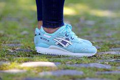 ASICS GEL LYTE III (SNOWFLAKE)   Sneaker Freaker