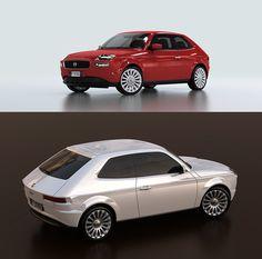 Novo Fiat 127 | Auto PT