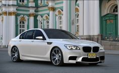 M7 is equipped with 6.0-liter V12 engine