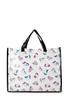 My Little Pony Shopper Tote | FOREVER21 - 1000120626