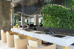 Дизайн интерьера отеля Botanica Khao Yai Resort в Таиланде от агентства MADA